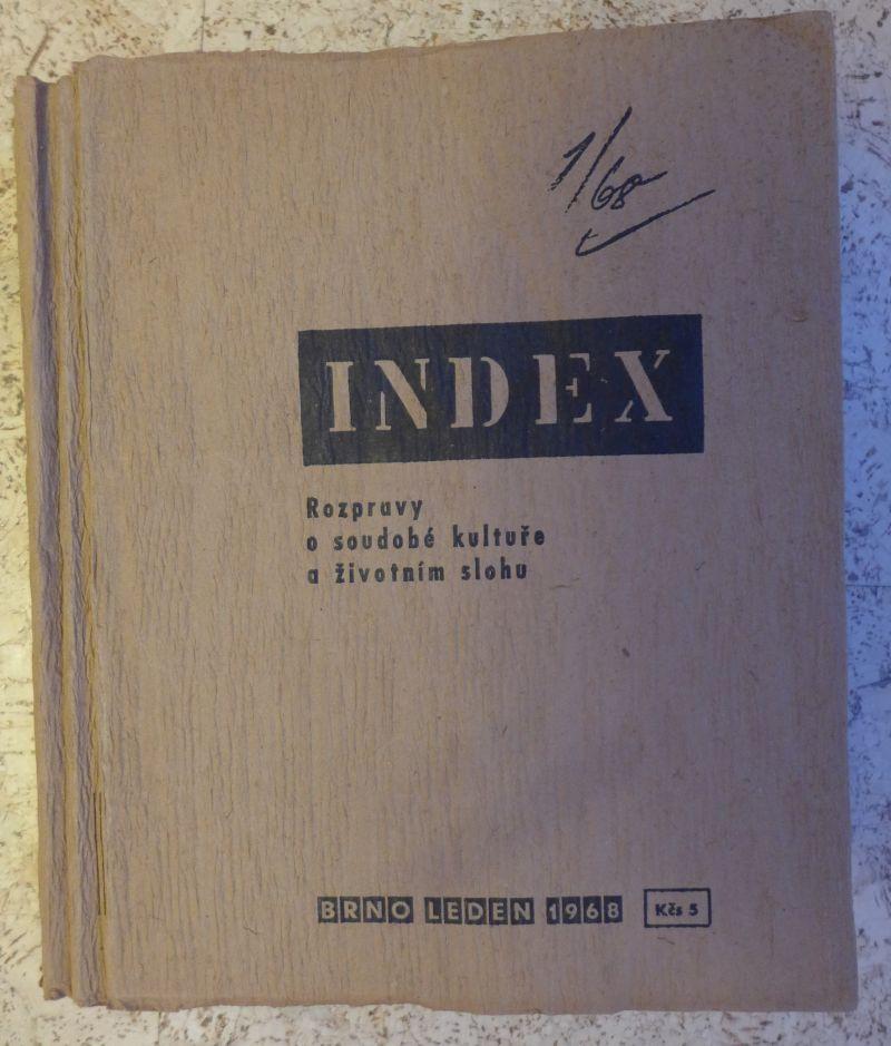- Index - rozpravy o soudobé kultuře a životním slohu