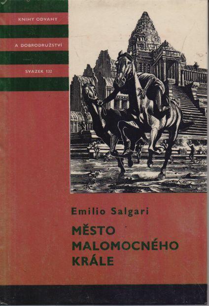 Emilio Salgari - Město malomocného krále
