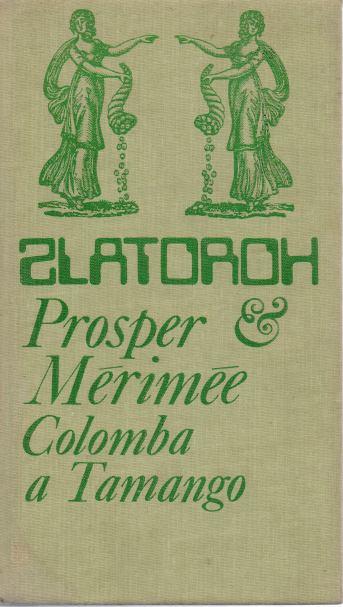 Prosper Mérimée - Colomba a Tamango