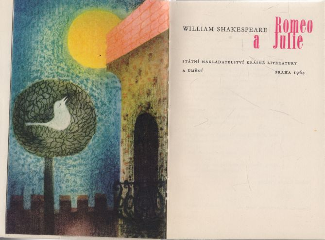 William Shakespeare - Romeo a Julie