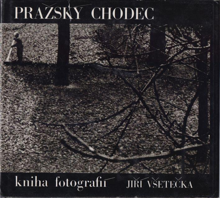 Jiří Všetečka - Pražský chodec