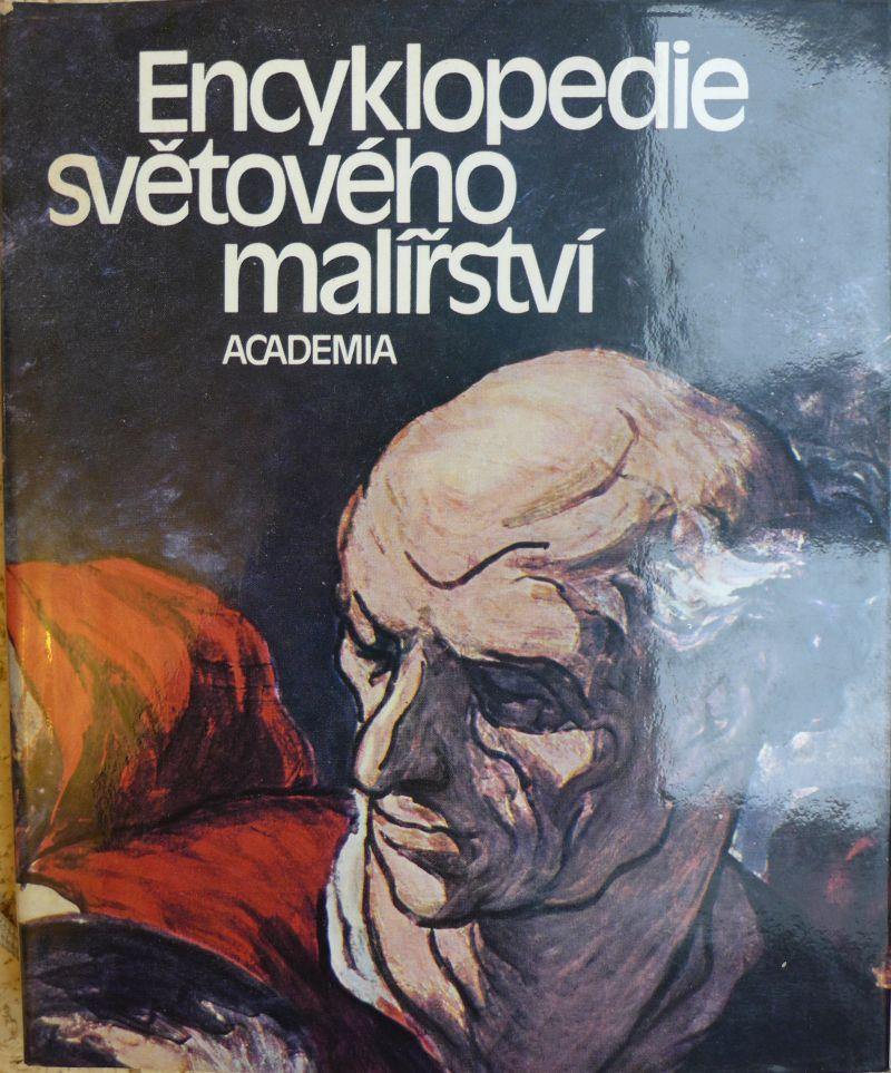 Sáva Šabouk a kol. - Encyklopedie světového malířství