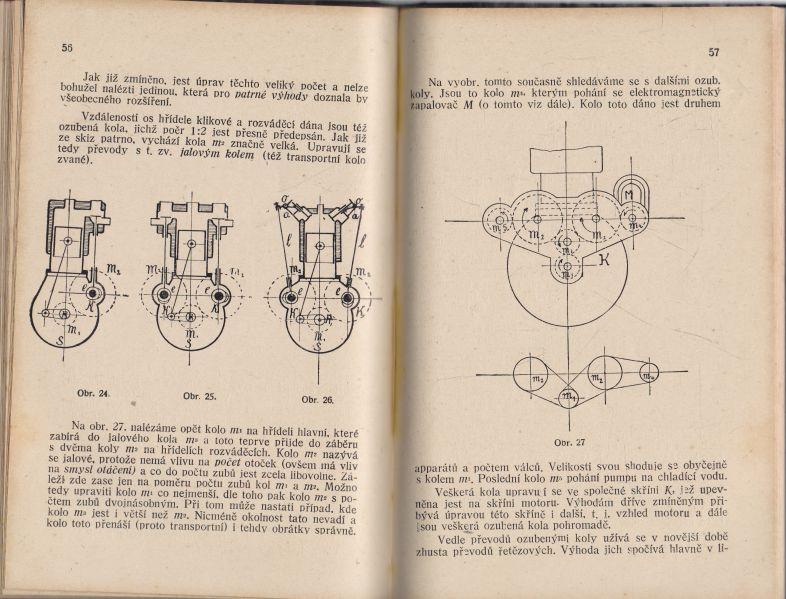 Josef Stárek - Motocykl, jeho konstrukce a opravy