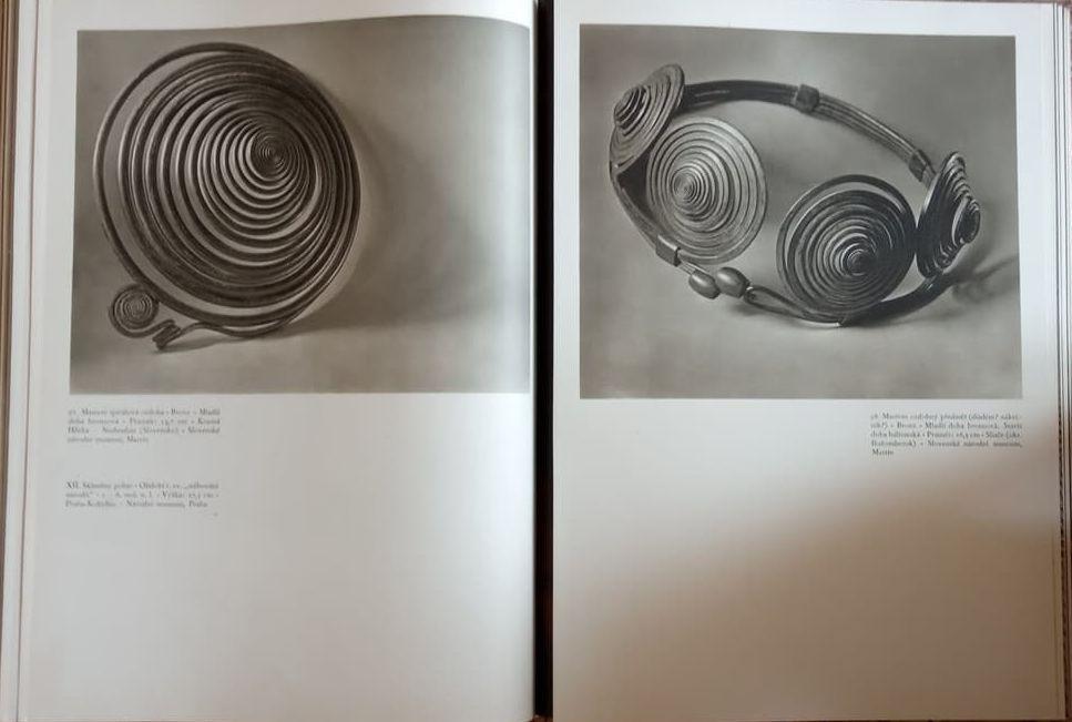 Josef Poulík - Pravěké umění v obrazech v obrazech W. a B. Formanů
