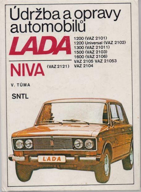 V. Tůma - Údržba a opravy automobilů Lada Niva