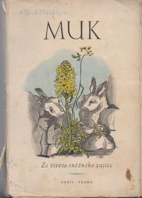 Alfred Fluckiger - Muk, ze života sněžného zajíce