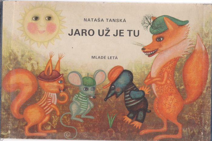 Nataša Tanská - Jaro už je tu