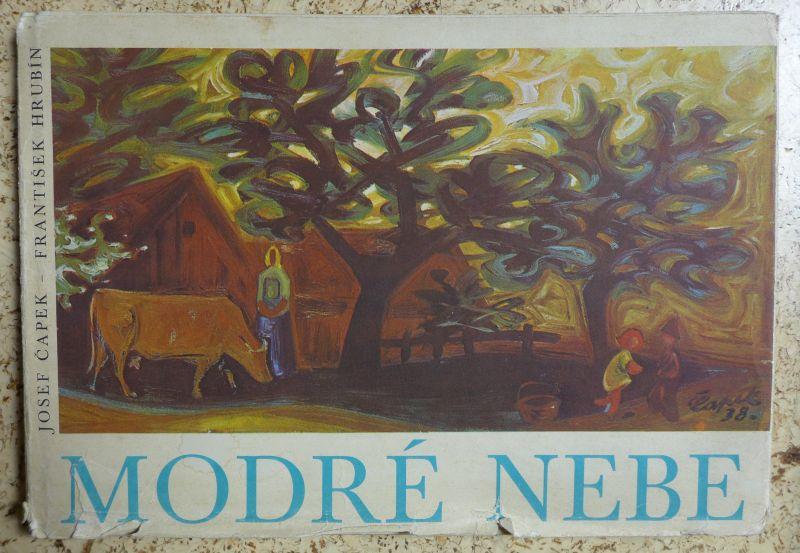 František Hrubín - Modré nebe