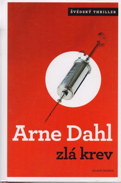 Arne Dahl - Zlá krev