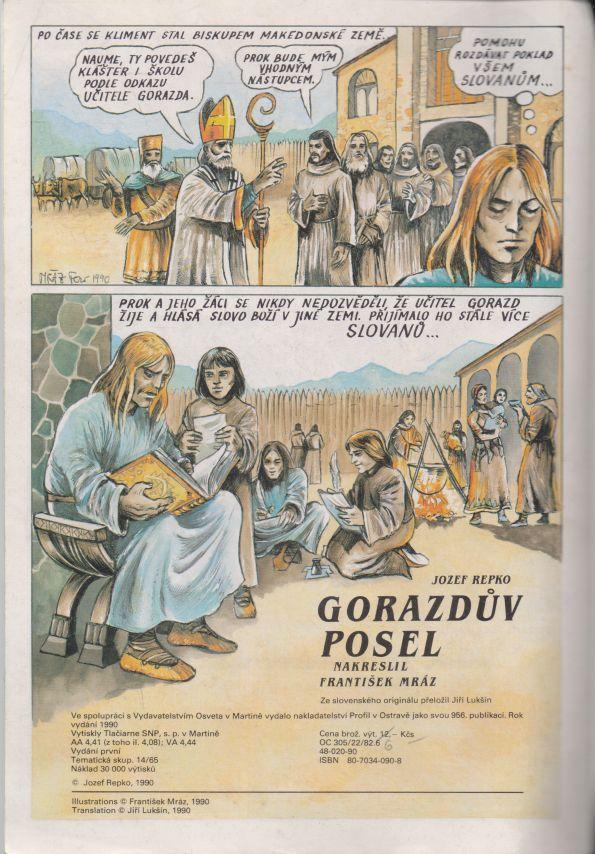 Jozef Repko - Gorazdův posel