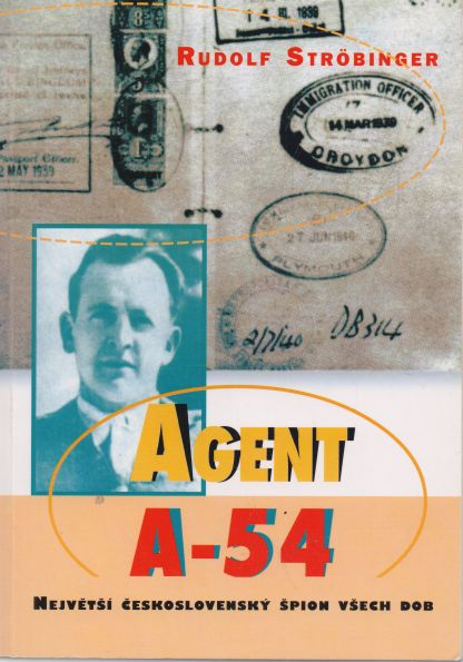 Rudolf Ströbinger - Agent A-54