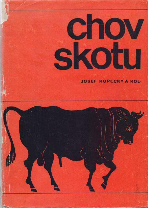 Josef Kopecký - Chov skotu