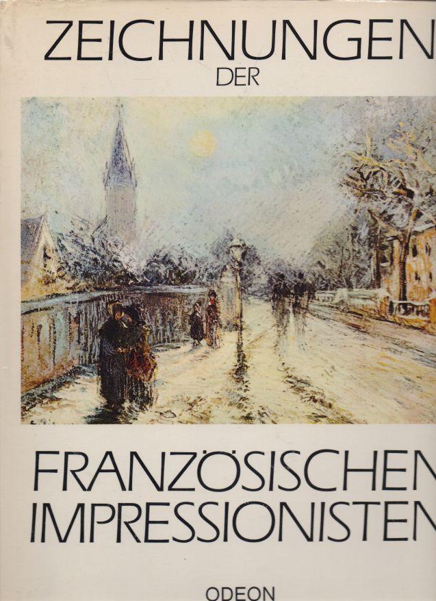 Bohumil Mráz - Zeichnungen der französischen Impressionisten