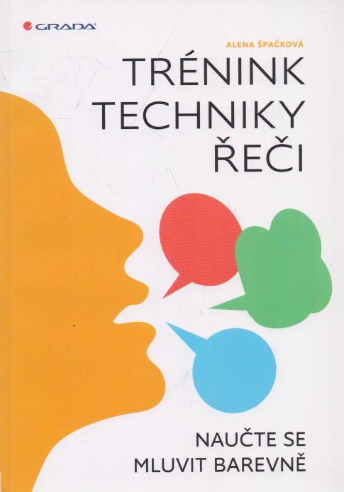 Alena Špačková - Trénink techniky řeči