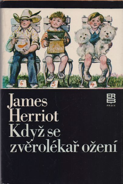 James Herriot - Když se zvěrolékař ožení
