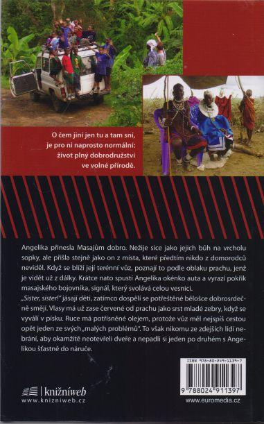 Hanna Schottová - Máma Masajů