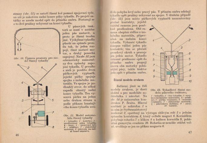 - Miniaturní elektromotorky pro modely