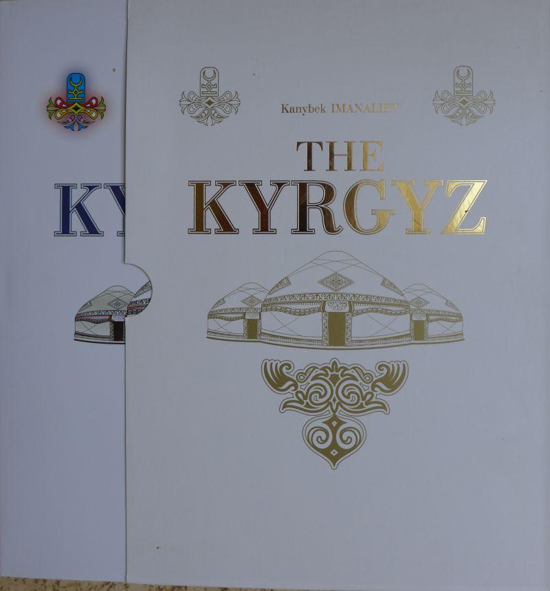 Kanybek Imanaliev - The Kyrgyz