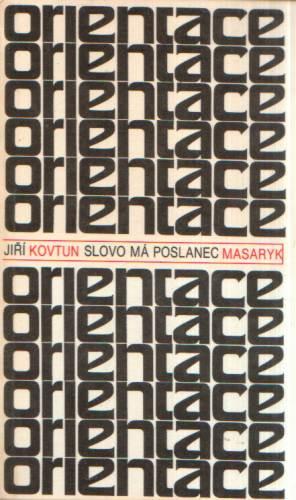 Jří Kovtun - Slovo má poslanec Masaryk