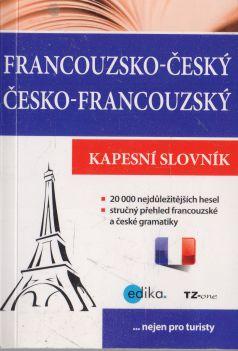 kolektiv autorů - Francouzsko-český, česko-francouzský kapesní slovník