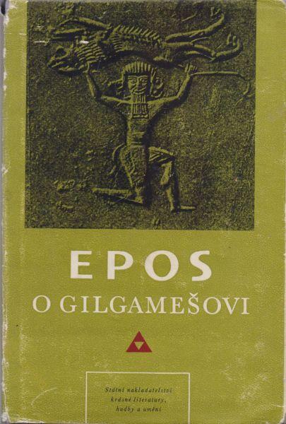 - Epos o Gilgamešovi
