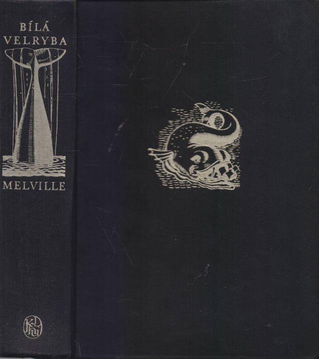 Herman Melville - Bílá velryba