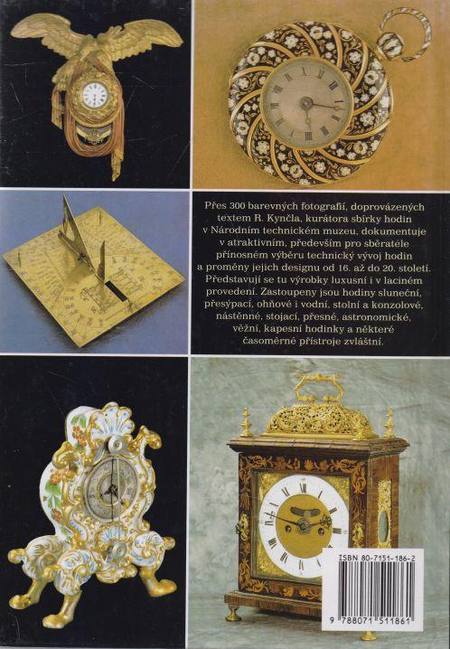 Radko Kynčl - Fotografický atlas - hodiny a hodinky