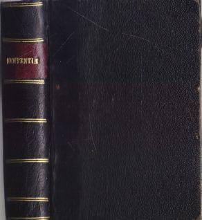 Berthier - Sententiae et exempla biblica e veteri et novo testamento excerpta et ordinata