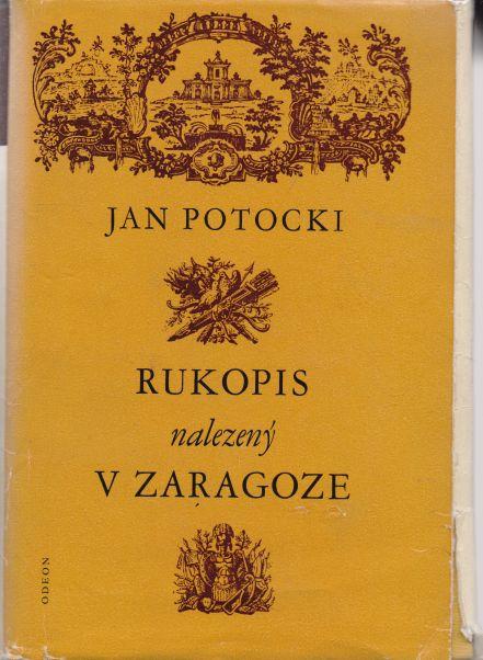 Jan Potocki - Rukupis nalezený v Zaragoze