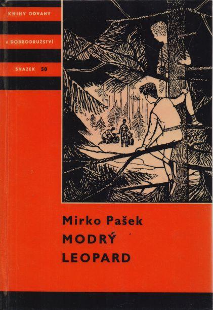 Mirko Pašek - Modrý leopard