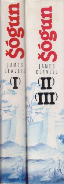 James Clavell - Šógun I, II, III