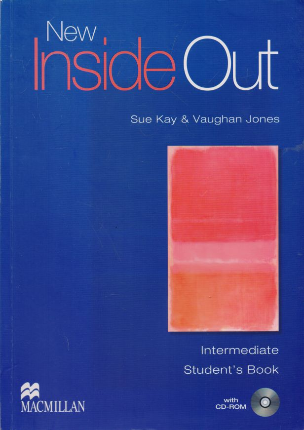 Sue Kay, Vaughan Jones - New Inside Out - Intermediate Students´s Book