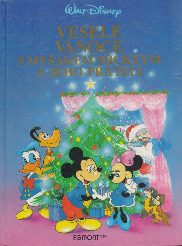 Walt Disney - Veselé Vánoce s myšákem Mickeym a jeho přáteli