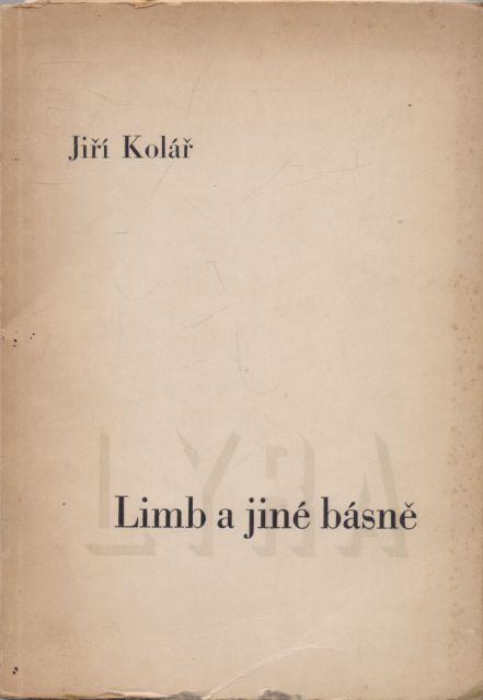 Jiří Kolář - Limb a jiné básně