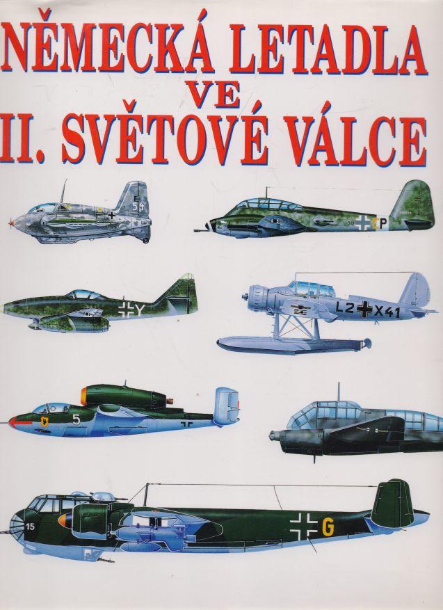 David Donald - Německá letadla ve II. světové válce