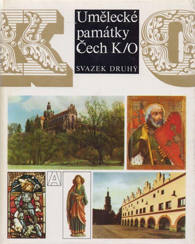 kolektiv autorů - Umělecké památky Čech 2. K/O