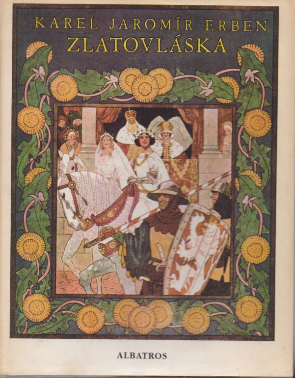 Karel Jaromír Erben - Zlatovláska a jiné české pohádky