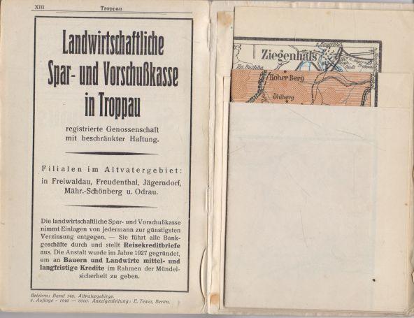 - Grieben Reiseführer Band 148. Altvatergebirge