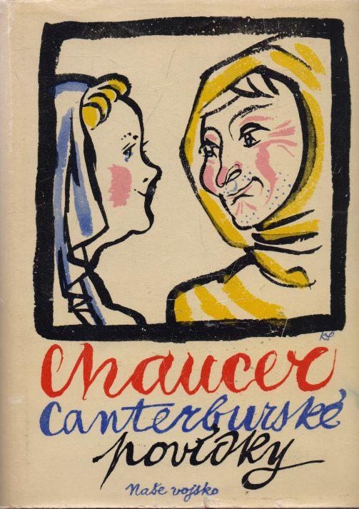 Geoffrey Chaucer - Canterburské povídky