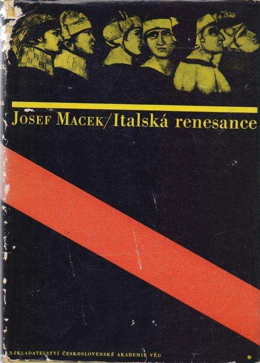 Josef Macek - Italská renesance