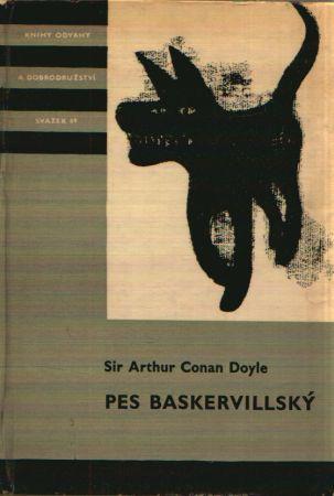 Výsledek obrázku pro pes baskervillský kniha