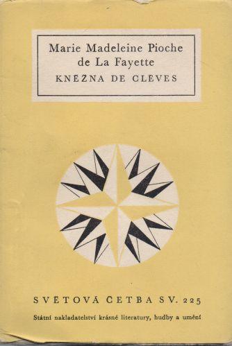 Marie Madeleine Pioche de La Fayette - Kněžna de Cleves