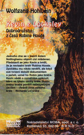 Wolfgang Hohlbein - Kevin z Locksley