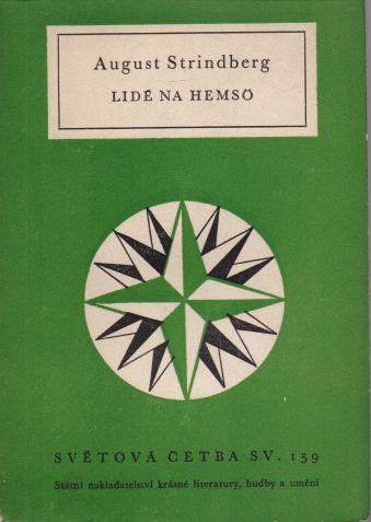 August Strindberg - Lidé na Hemso