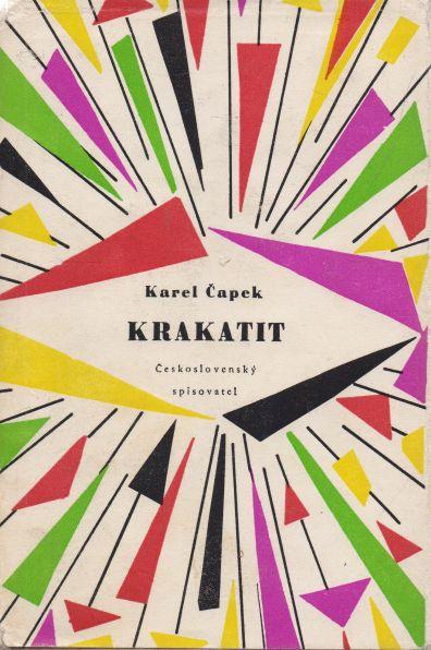 Karel Čapek - Krakatit