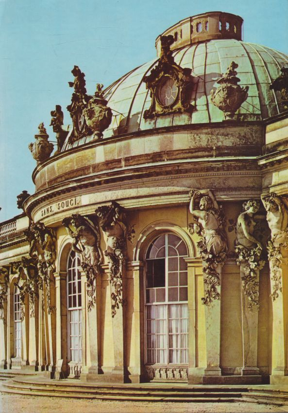 kolektiv autorů - Sanssouci