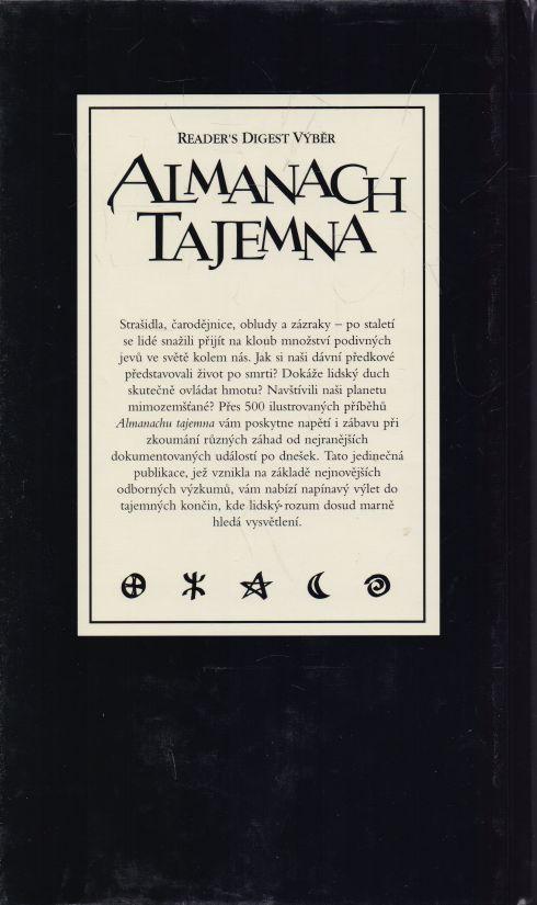 kolektiv autorů - Almanach tajemna