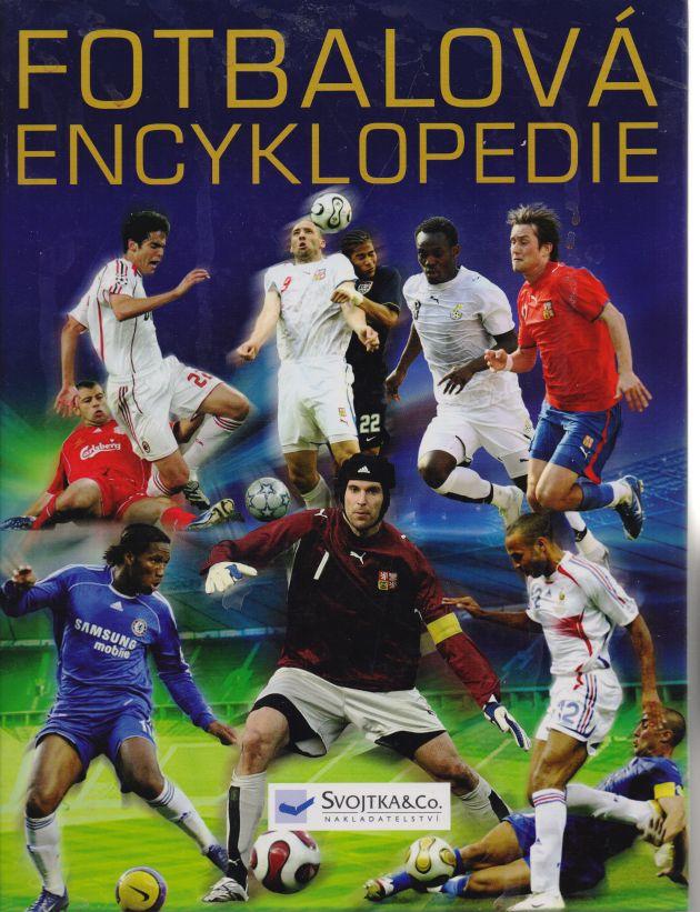 Clive Gifford - Fotbalová encyklopedie