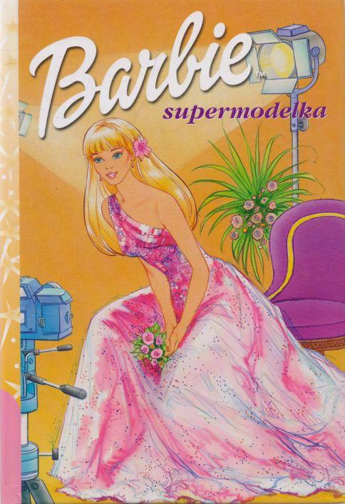 kolektiv autorů - Barbie supermodelka