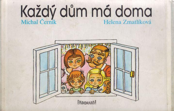 Michal Černík - Každý dům má doma